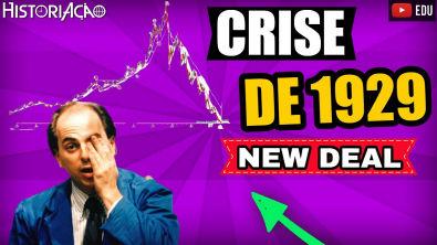 Crise De 1929 New Deal   Período Entre Guerras Crise de 1929   Resumo ENEM