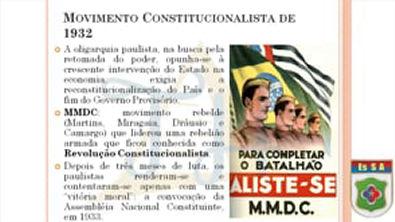 Curso Preparatório ESA 2020 - 2021 AULA XII - Era Vargas e o Brasil na Segunda Guerra Mundial