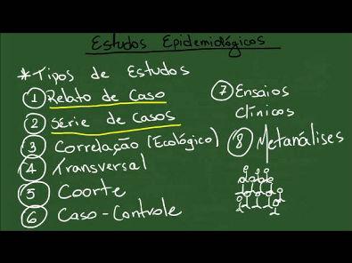 Introdução aos Estudos Epidemiológicos - Resumo - Epidemiologia