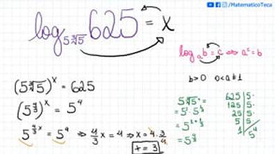 Você sabe calcular? LOGARITMO