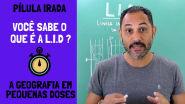 VOCÊ SABE O QUE É L I D? - PÍLULA IRADA