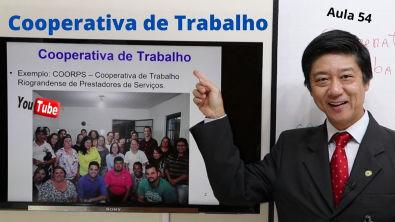 Direito Previdenciário - Cooperativa de Trabalho - Aula 54 - Prof Eduardo Tanaka
