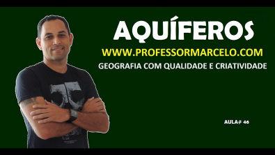 Aqúíferos - www professormarcelo com