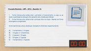 Formas Farmaceuticas Solidas - Comprimidos, Drageas, Capsulas - Questao #34 - Concurso Odontologia