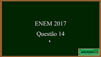 ENEM 2017 - Matemática - Questão 14