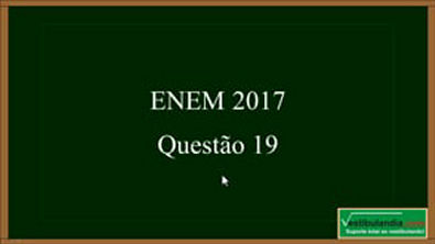 ENEM 2017 - Matemática - Questão 19