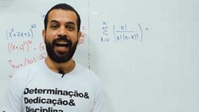 Matemática com Chucrute - Binômio de Newton 8