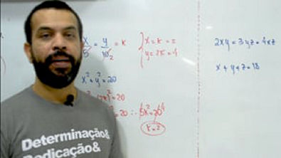Matemática com Chucrute - Razões e proporções 7