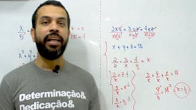 Matemática com Chucrute - Razões e proporções 8