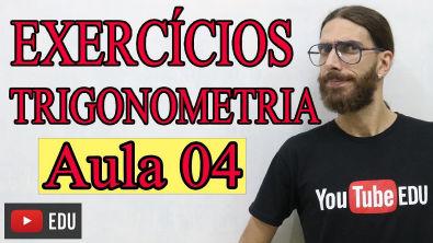 Problemas de Trigonometria no Triângulo Retângulo - Minicurso Aula 04 - Prof Rafa Jesus