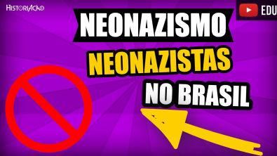 Neonazistas: O Perfil do Neonazismo Brasileiro Vídeo Aula 2 - Contra o Racismo e a Intolerância