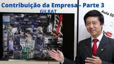 Direito Previdenciário - Contribuição da empresa - parte 3 - GILRAT - Aula 55 - Prof Eduardo Tanaka