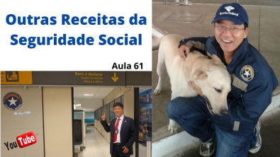 Dto Previdenciário - Outras Receitas da Seguridade Social - Aula 61 - Prof EduardoTanaka