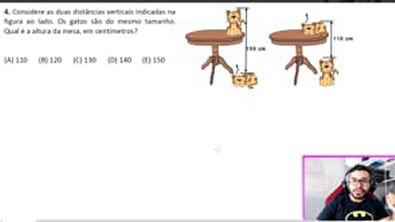 DESAFIO SISTEMA DE EQUAÇÕES (Canguru de Matemática)