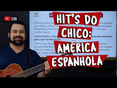 Hit's do Chico: América Espanhola