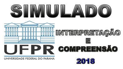 Universidade Federal do Paraná 2018 - UFPR