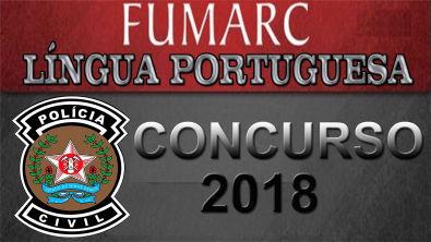 Polícia Civil Minas Gerais 2018 - FUMARC