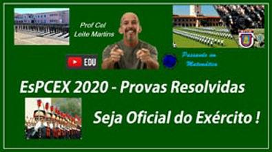 Equação Trigonométrica - Concurso da EsPCEx 2019