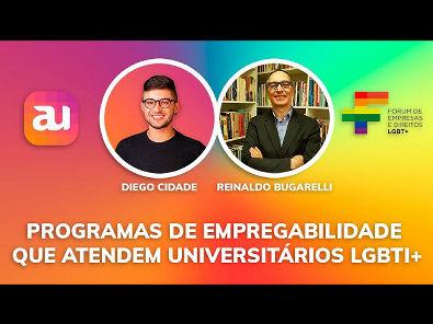 Programas de Empregabilidade Que Atendem Universitários LGBTI+