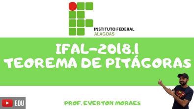 IFAL 2018 1 - TEOREMA DE PITÁGORAS