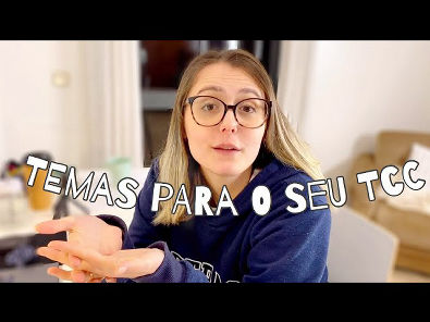 TEMAS PARA O TCC DE PEDAGOGIA *DICAS* | Bruna Martiolli