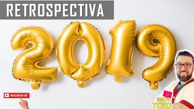 RETROSPECTIVA 2019 | PERGUNTA PRO TOID | BIOLOGIA