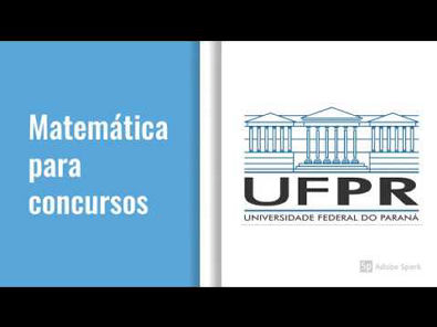 Questão RLM banca UFPR Treinando para PC-PR (Análise Combinatória)