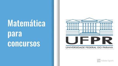 Questão RLM banca UFPR Treinando para PC-PR (Geometria e Sistema de Equações)