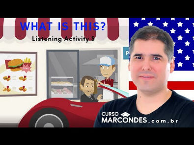 Listening Activity 5 - Where is it? | Atividade de Listening 5 - Curso de Inglês Básico Completo