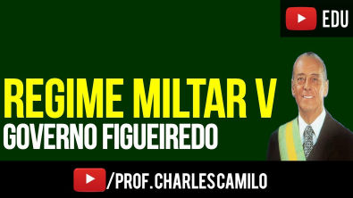 REGIME MILITAR 5: GOVERNO FIGUEIREDO (1979-1985)