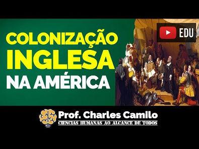 Colonização Inglesa na América do Norte