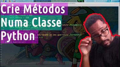 [2/2] - Programe mais Rápido utilizando classes no Python - Chega de repetir código !