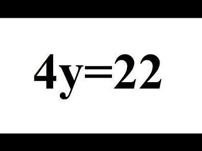 Equação do primeiro grau - Exercício básico