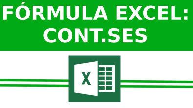 CONT SES Excel: Usar a fórmula Conte ses no Excel Avançado