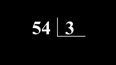 Quanto é 53 dividido por 3 ?