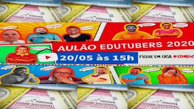 Aulão Edutubers 2020