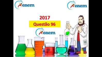 Enem 2017 - Questão 96: Prova Amarela
