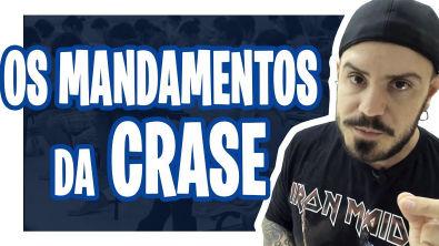 OS MANDAMENTOS DA CRASE [Pablo Jamilk]