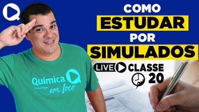 Como melhorar seu desempenho usando simulados - Classe 20 live 9