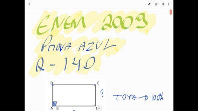 Prova 2009 - Questão 140