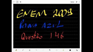 Prova 2009 - Questão 146