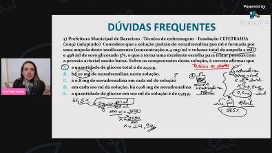 Matemática Básica x Enfermagem