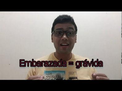 Espanhol - FALSOS COGNATOS