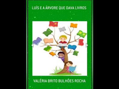 A história de Luís e a árvore que dava livros