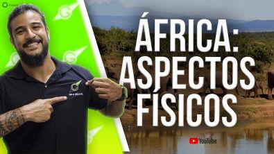 África: Aspectos Físicos - Geobrasil {Prof Rodrigo Rodrigues}