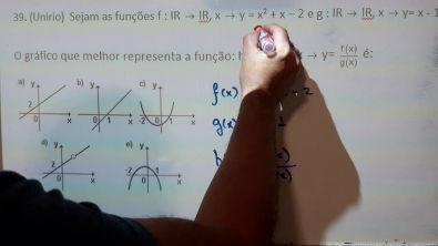 Exercícios de Função Quadrática - 8