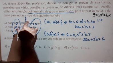 Exercícios de Função Quadrática - 5