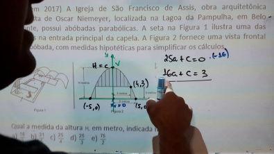 Exercícios de Função Quadrática - 4