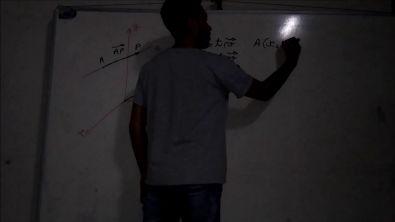 Equações Paramétricas da Reta Aula 01 - Felipe Couto