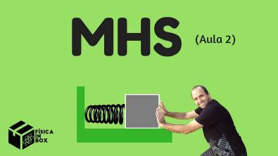 Aula 02 - Saiba como calcular velocidade e aceleração no MHS